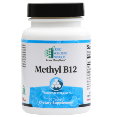 Methyl B12 60ct