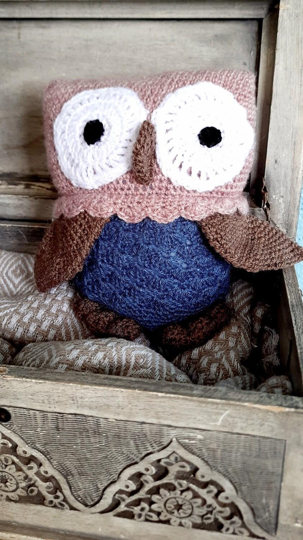 Twitter the Owl