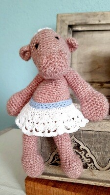 Henrietta the Dancing Hippo