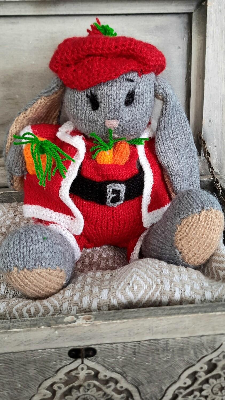 Mr. Jingle Rabbit