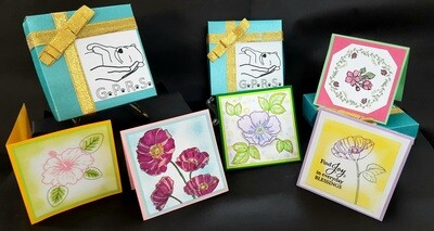 Blossom Card Set
