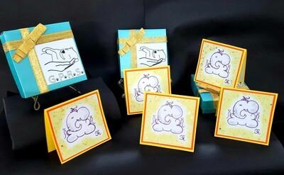 Ganesh Card Set