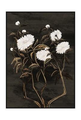 Botany Art in Dark