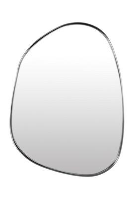 Como Mirror in Pewter