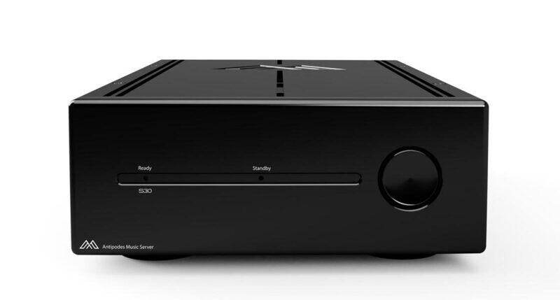Antipodes S30 Music Server