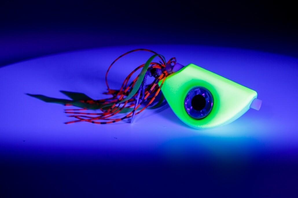Catch 150g Lethal Chartreuse Beady Eye Kabura