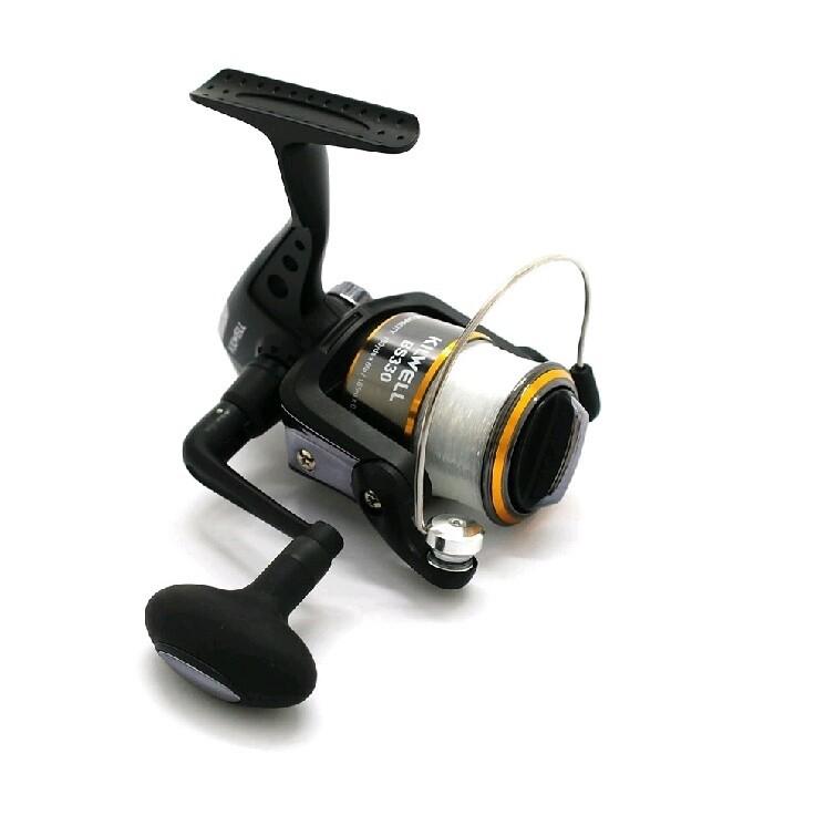 Kilwell Black Shadow 330 3BB Spin Reel Spooled