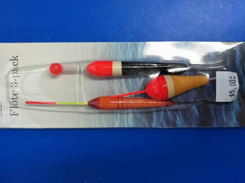 Float Needles - 3 Pack