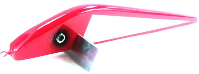 Trollingboard Red 18cms
