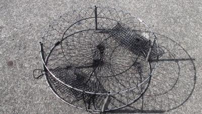 Crab Pot Round S-H