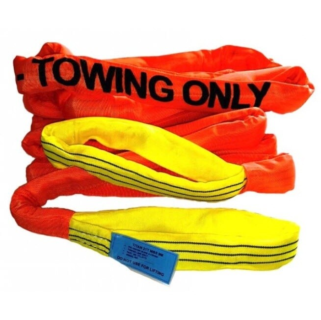 Titan 42T 6m Polyester Endless Towing Line