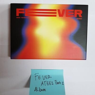 ATEEZ - Zero: Fever pt.2 UNSEALED Album