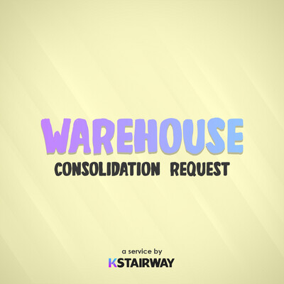 Warehouse Service - Consolidation Request