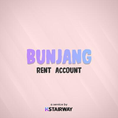 Bunjang - Rent Account