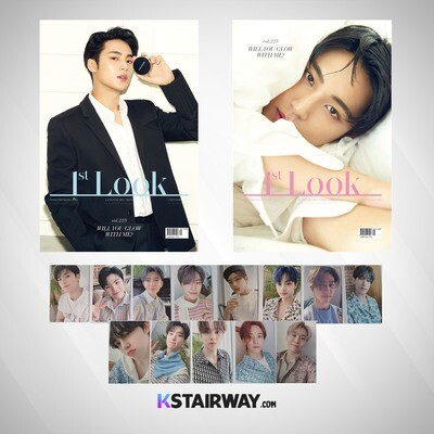 Mingyu: 1st Look - Vol. 225 2021 Magazine