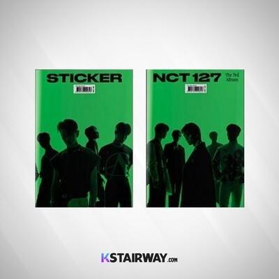 NCT 127: Sticker - 3rd Album