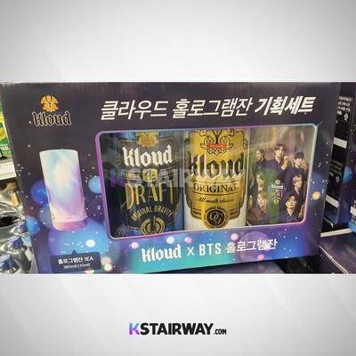 Kloud Beer x BTS - 500ml Cup