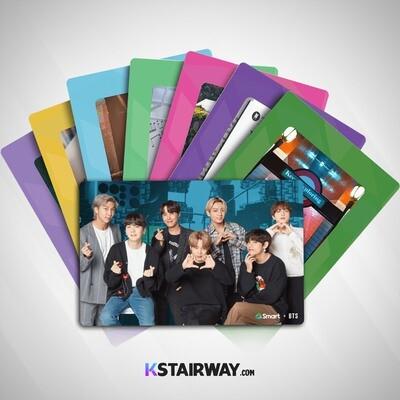 BTS x Smart - Photocard