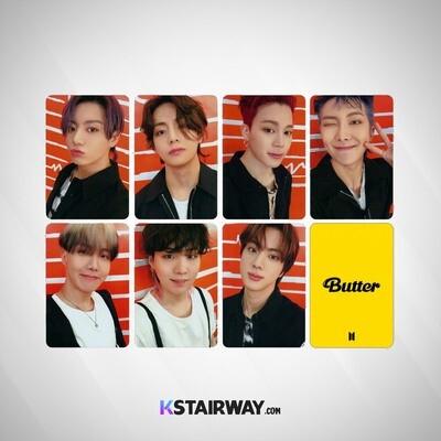 BTS: Butter - Photocard (Japan Edition)