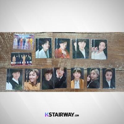 BTS - Photocard (Japan Edition)