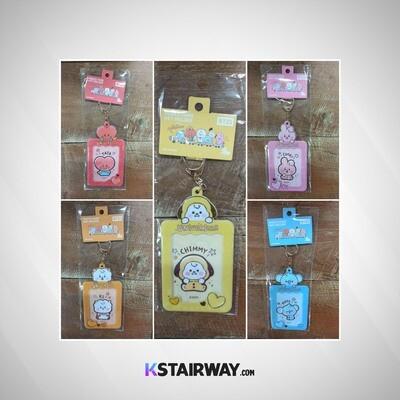 BT21 - Keychain Photocard (Japan Edition)
