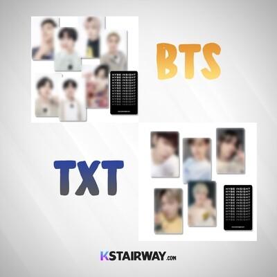 BTS & TXT x Hybe Insight - Photocard