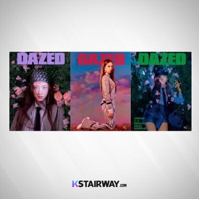 Jisoo: DAZED & CONFUSED - Magazine