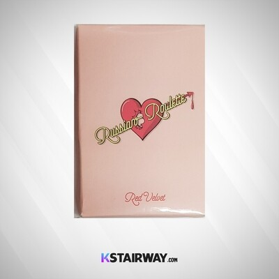 Red Velvet - Russian Roulette Photocard Set