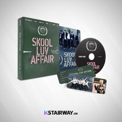 BTS: Skool Luv Affair - SEALED Album