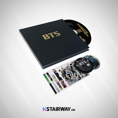 BTS: 2 Cool 4 Skool - SEALED Album