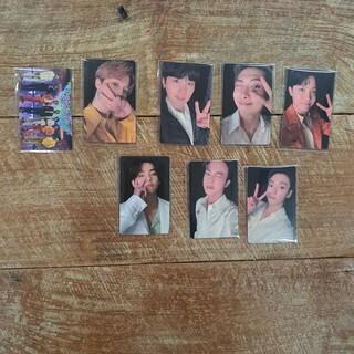 BTS - 2021 Grammy Photocard