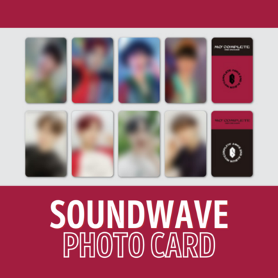 AB6IX: MO' COMPLETE - Soundwave Lucky Draw - AB6IX's 2nd Album