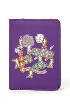 SAMSONITE RED x BTS - Passport Cover