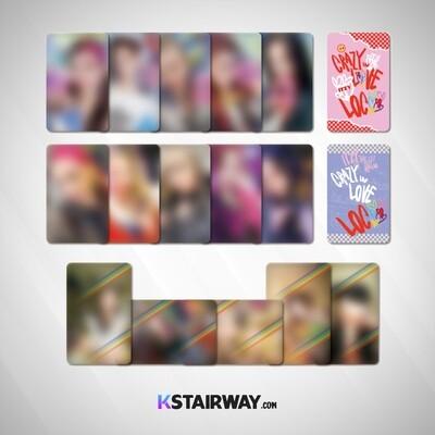 ITZY: Crazy in Love - 1st Album - Soundwave Lucky Draw