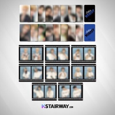 StrayKids: No Easy - Soundwave Lucky Draw pt. 2 Photocard