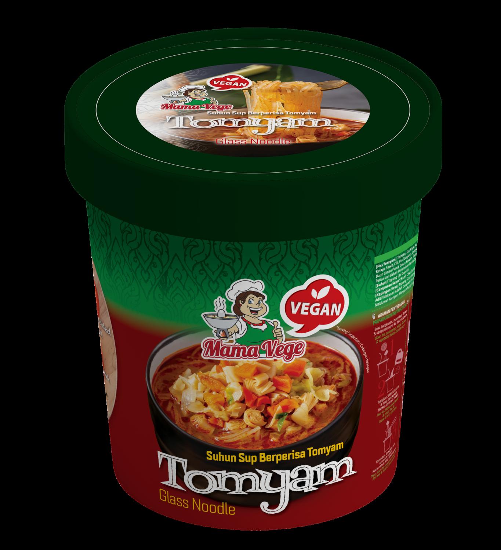 MAMAVEGE Tomyam Glass Noodle