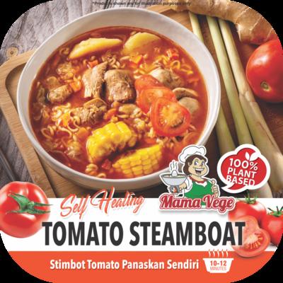 Vegetarian Self-Heating Tomato Steamboat