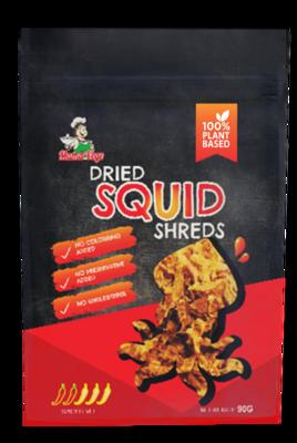 MAMAVEGE Vegetarian Dried Squid Shreds