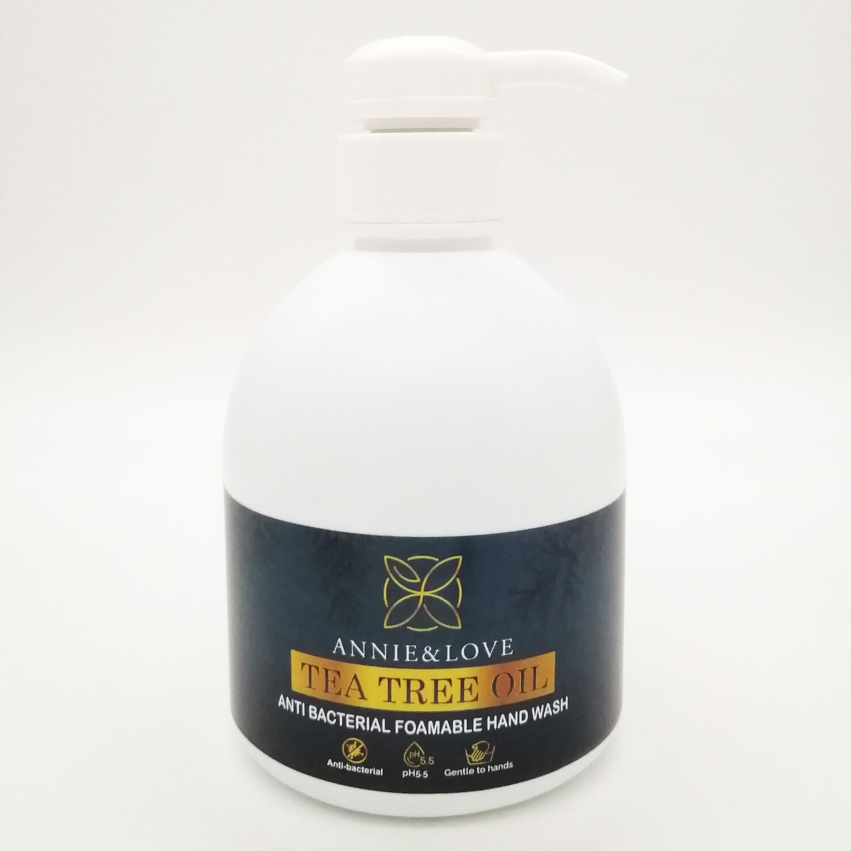 Annie & Love Anti-bacterial Foamable Hand Wash Liquid