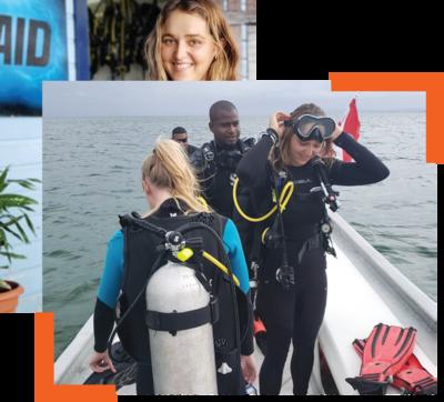 Fun Dive in Bocas (certified divers)