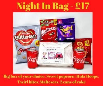 Large Night in Bag