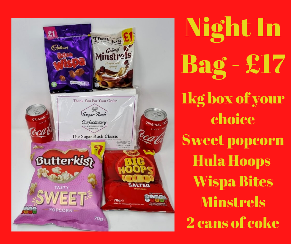 Night in bag