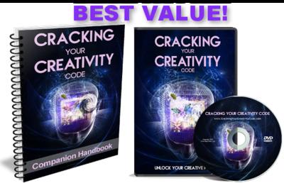 BONUS PACK: DVD + Companion Handbook Creativity Course