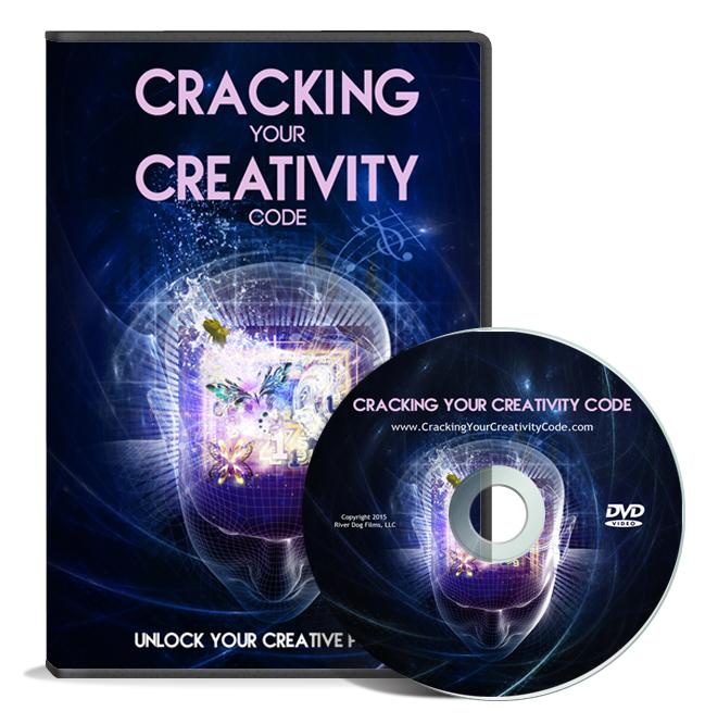 Cracking Your Creativity Code - DVD