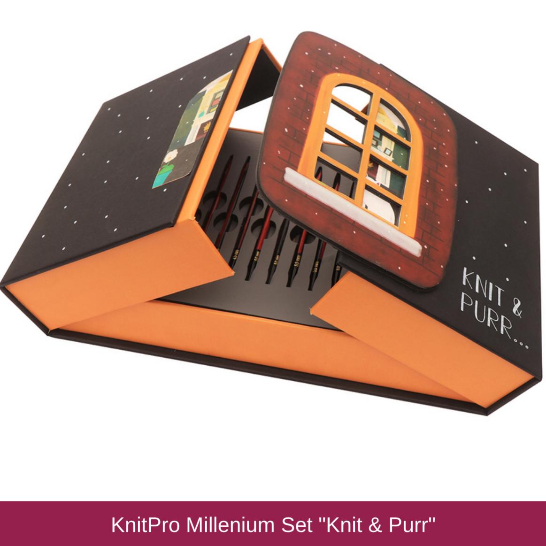 Set KNIT & PURR MILLENNIUM