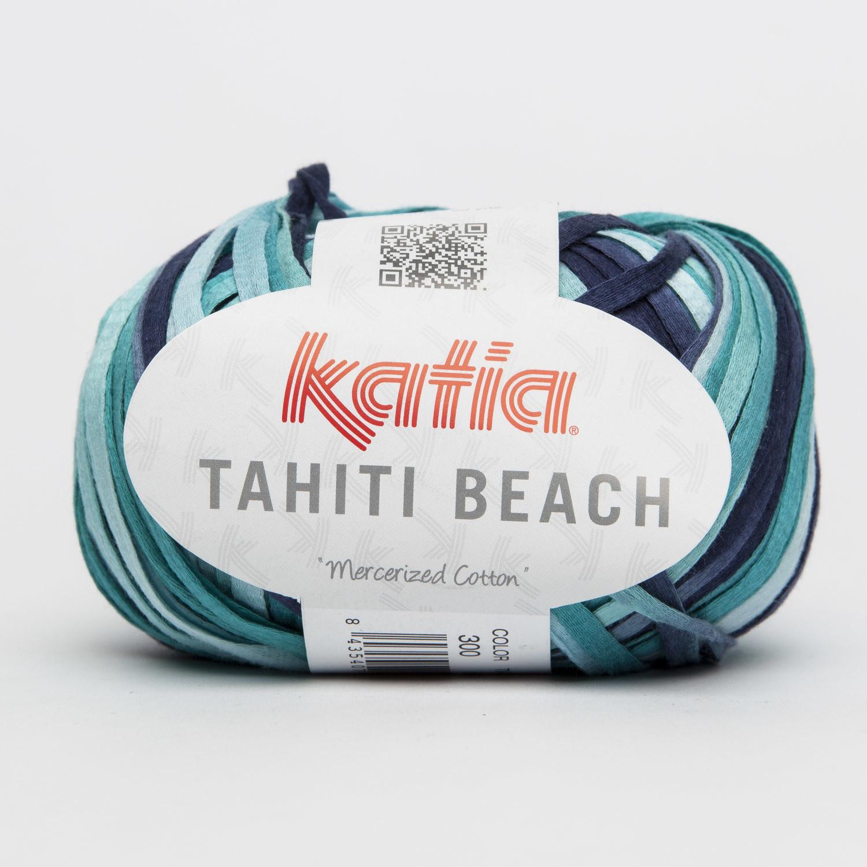 THAITI BEACH 300 VERDE BLU