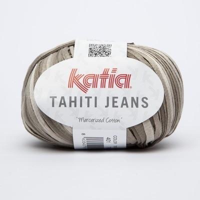 THAITI JEANS 401 marrone