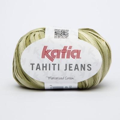 THAITI JEANS 406 avocado