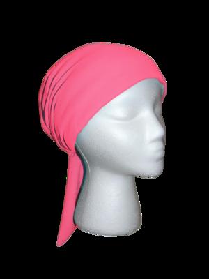 Headwear (Electric Coral)
