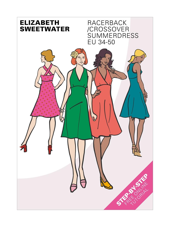 Racerback/Crossover Summerdress